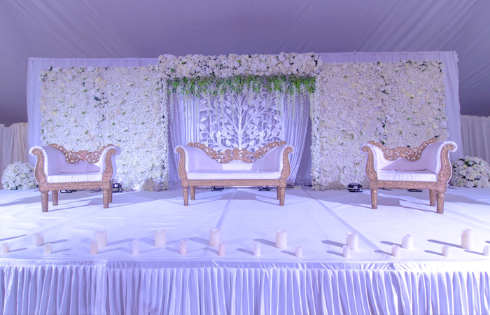 Asian Wedding Mandap Hire | Chigwell | Essex | The Chigwell Marquees