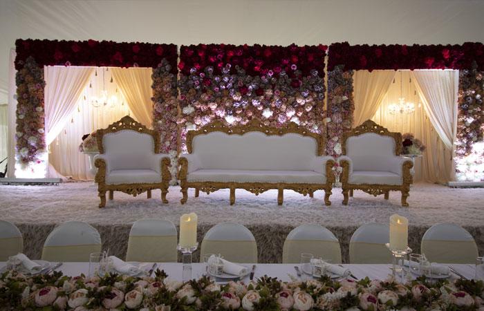 Asian Wedding Venue | Essex | London | Chigwell | Marquees