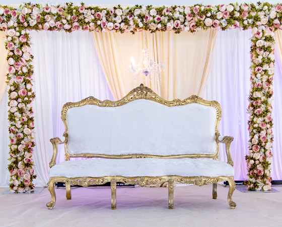 Asian Wedding Venue Near Me - Essex - London - The Chigwell Marquees