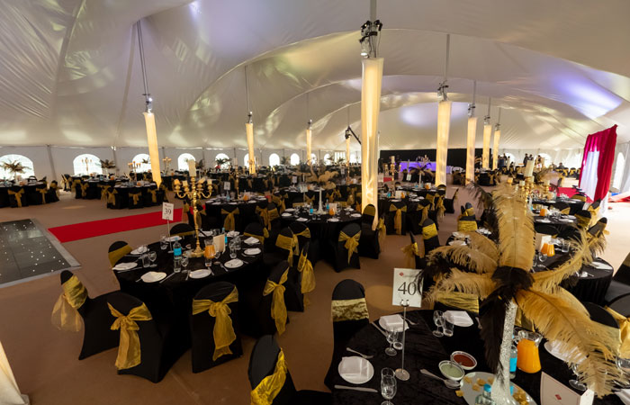 Asian Wedding Venues - Mega Marquee - Chigwell Marquees - Essex - London