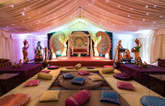 Asian Weddings | Essex | London | The Chigwell Marquees