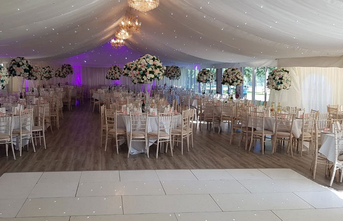 Birthday Party Venues - Mini Marquee - Chigwell Marquees - Essex - London