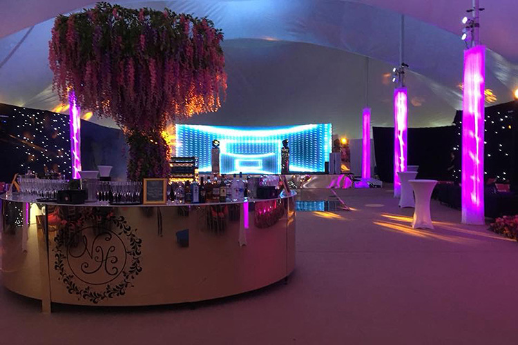 Bollywood Engagement Party - Chigwell Marquees - Essex