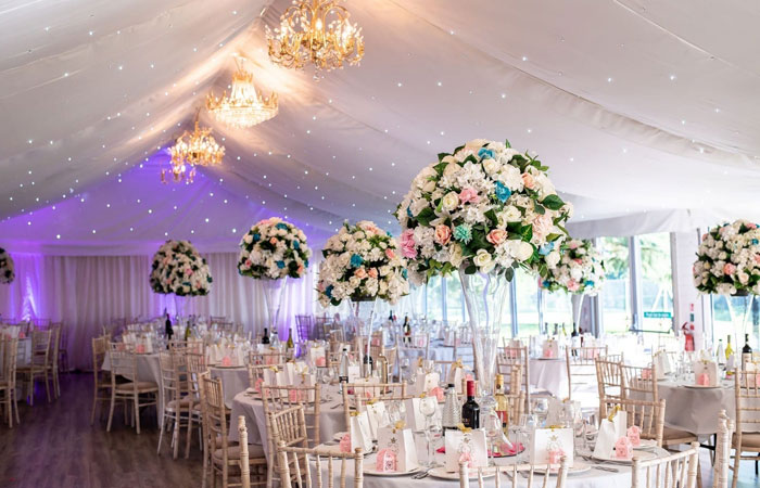 Civil Ceremonies - Mini Marquee - Chigwell Marquees - Essex - London