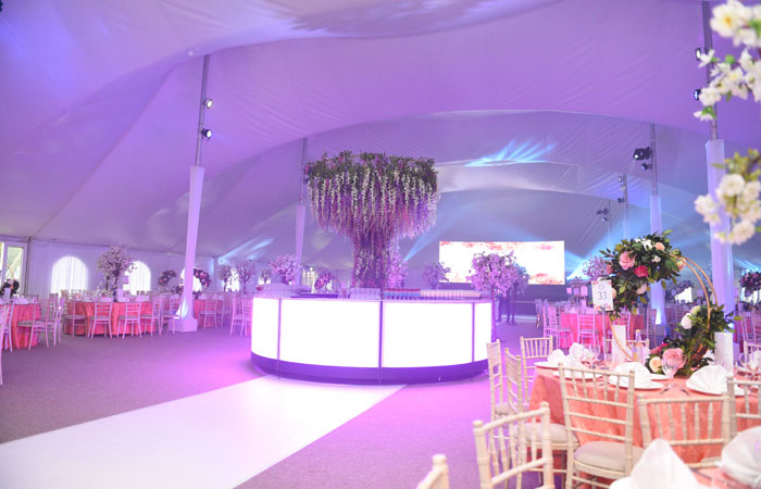 Corporate Events - Mega Marquee - Chigwell Marquees - Essex - London