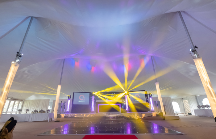 Christmas Party Venue Essex | Chigwell | Essex | The Chigwell Marquees