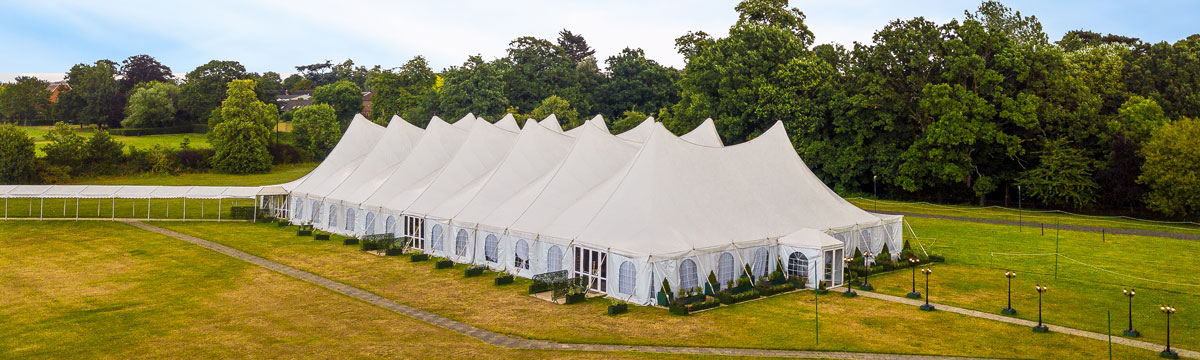 Mini Marquee - Chigwell Marquees