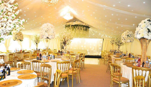 Birthday Party Venue | Marquee Hire | Chigwell | Essex