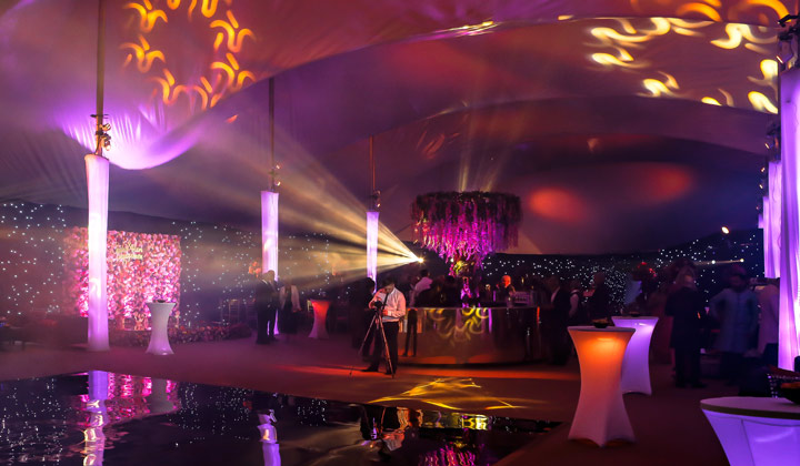 Party Venue - Essex - London - Chigwell Marquees