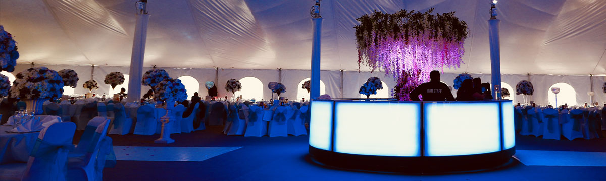 Party Venues Near Me | Essex | London | The Chigwell Marquees