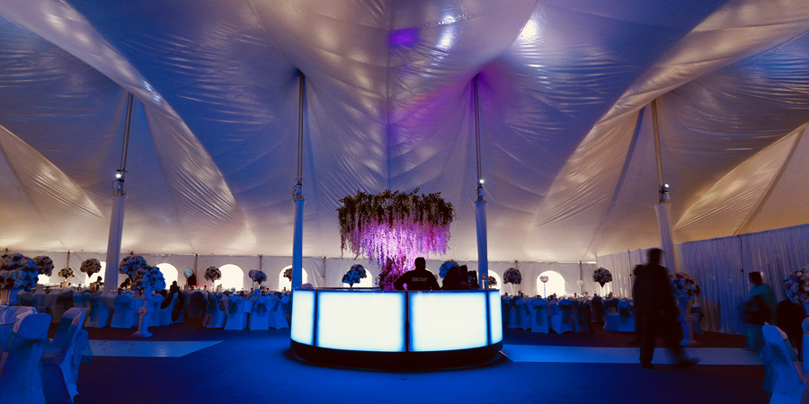 Party Venues Near Me | Chigwell | Essex | The Chigwell Marquees