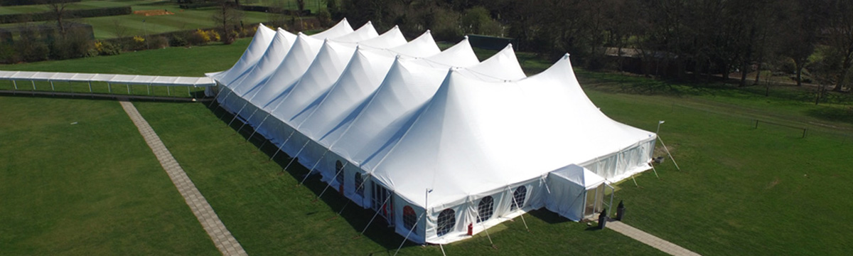 Mega Marquee for hire | Chigwell Marquees | Essex