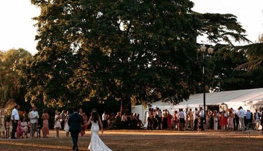 Summer Wedding - Chigwell Marquees - Essex