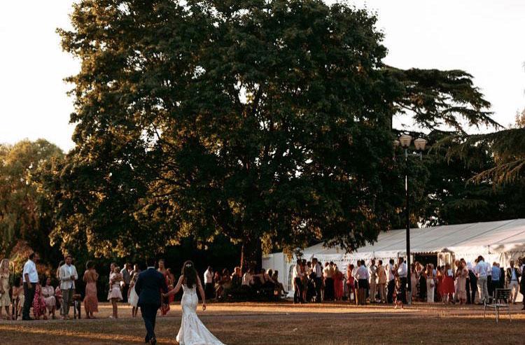 Summer Wedding - Mini Marquee - Chigwell Marquees - Essex