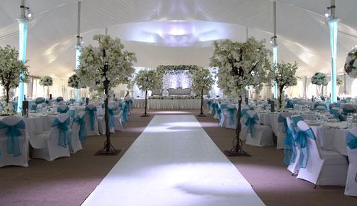 Large Asian Weddings
