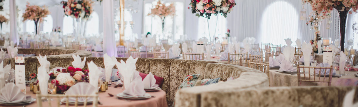 Wedding Venues Essex - Chigwell Marquees - Essex
