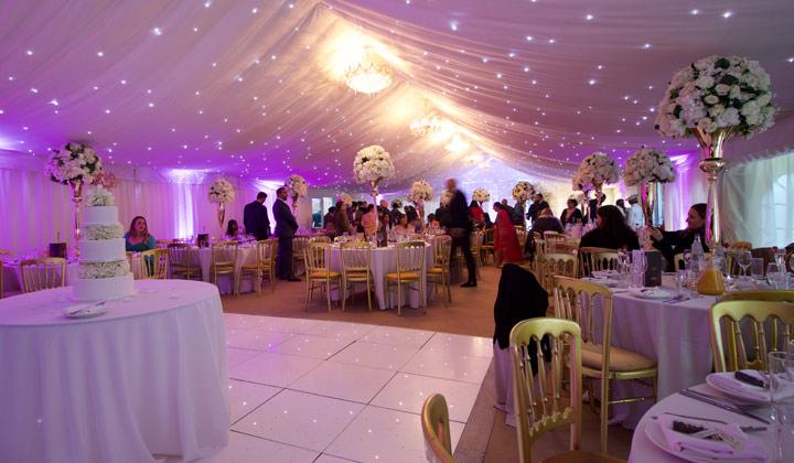 Wedding Venue - Essex - London - Chigwell Marquees