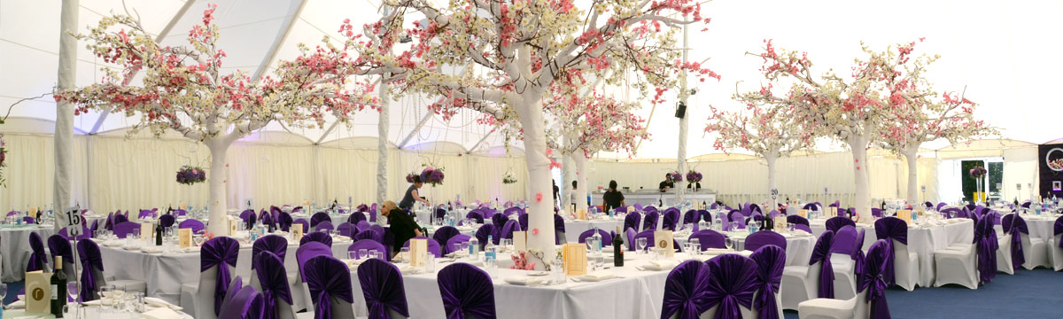 Wedding Venues Essex - Chigwell Marquees - Essex