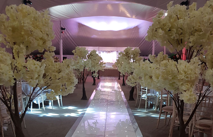 Wedding Venues - Mega Marquee - Chigwell Marquees - Essex - London